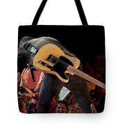 Springsteen In Charlotte Tote Bag