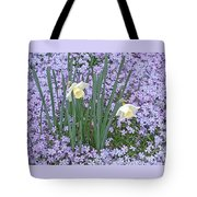Springtime Beauties Tote Bag