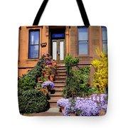 Springtime In Brooklyn Tote Bag