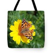 Springtime In Hydra Island Tote Bag