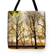 Springtime In Paris Tote Bag