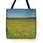 Springtime In Texas 2 Tote Bag