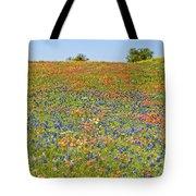 Springtime In Texas 5 Tote Bag