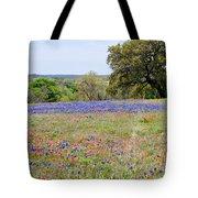 Springtime In Texas Tote Bag