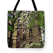Springtime In Washington Heights 2 Tote Bag