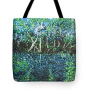 Springtime In Wekiva Tote Bag