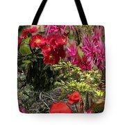 Springtime In Zebulon Right Tote Bag
