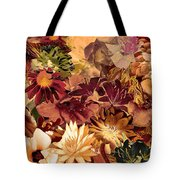 Springtime Melody Tote Bag