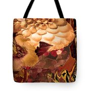 Springtime Melody Three Tote Bag