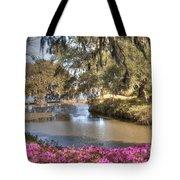 Springtime View Tote Bag