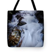 Springtime Waterfall Tote Bag