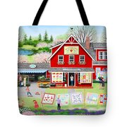 Springtime Wishes Tote Bag