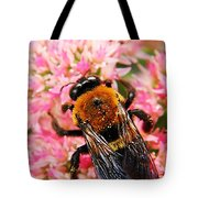 Sprinkled With Pollen Tote Bag