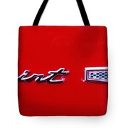Sprint V8 Tote Bag