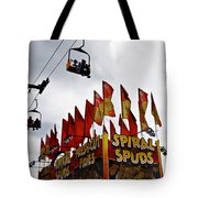 Spuds Tote Bag by Skip Willits