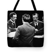 Spzakowski Self-portrait Tote Bag