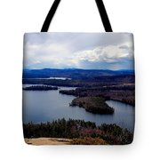 Squam Lake New Hampshire Tote Bag