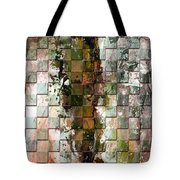 Square Mania - Abstract 09 Tote Bag