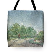 Square Saint Pierre Tote Bag