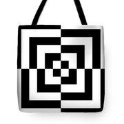 Mind Games 12 Panoramic Tote Bag