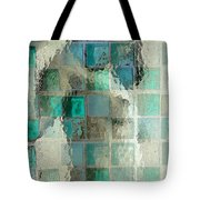 Squared Away 7 Tote Bag by Jeff Breiman