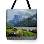 Squaretop Mountain 1 Tote Bag