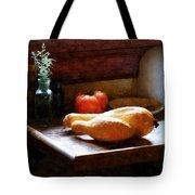 Squash And Tomato Tote Bag