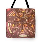 Squash Blossom Cutout Tote Bag