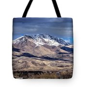 Squaw Butte Tote Bag