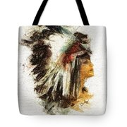 Squaw Tote Bag