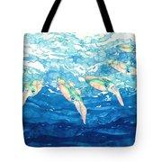 Squid Ballet Tote Bag
