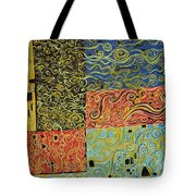 Squiggalution Tote Bag