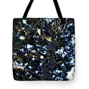 Squiggly Branches Tote Bag