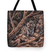 Squirrel-ly Tote Bag