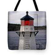 Squirrel Point  Tote Bag