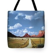 Highway 179 Tote Bag