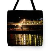 S.s. Badger Tote Bag
