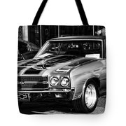 Ss Chevelle Tote Bag