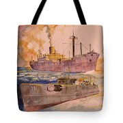 Ss Glenorchy Tote Bag