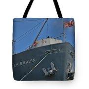 Ss Jeremiah O'brien -3 Tote Bag