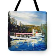 Ss Sir Walter Scott Tote Bag