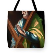 St Andrew Tote Bag