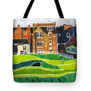 St Andrews 17 Tote Bag