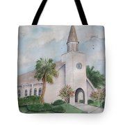 St. Andrews By The Sea Tote Bag