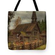 St Anne's Tote Bag