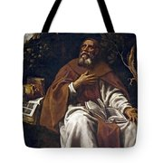 St Anthony Abbot Tote Bag