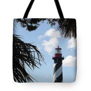 St. Ausgustine Lighthouse Tote Bag