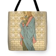 St Barnabas Tote Bag by English School