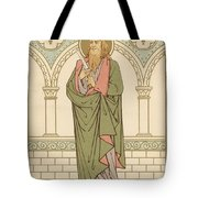 St Bartholomew Tote Bag by English School