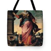 St Catherine Of Alexandria, 1570 - 1611 Tote Bag